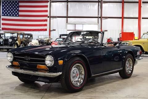 1973 Triumph TR6 for sale in Grand Rapids, MI