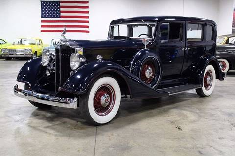 1934 Packard 1100 Series