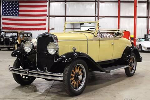 1930 Desoto CK