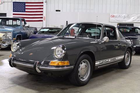 Porsche 911 1969