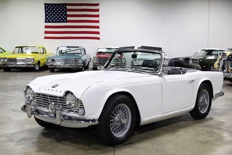 1965 Triumph TR4 for sale in Grand Rapids, MI