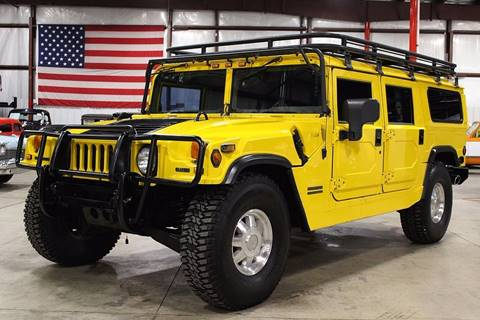 Hummers For Sale >> Hummer H1 For Sale In Michigan Carsforsale Com