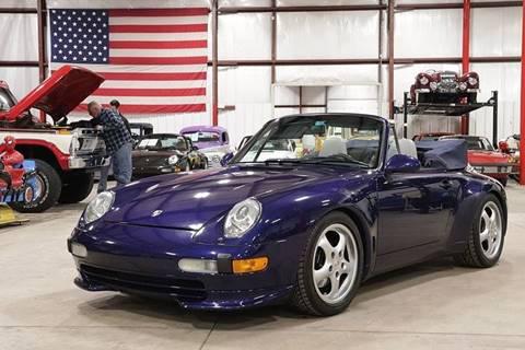 1996 Porsche 911 for sale in Grand Rapids, MI