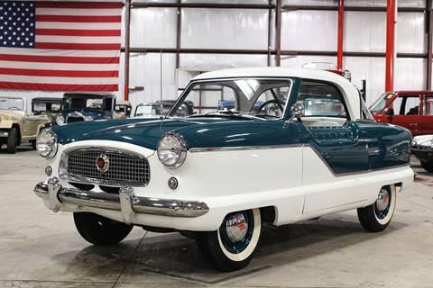1957 Nash Metropolitan for sale in Grand Rapids, MI