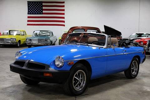 1979 MG MGB for sale in Grand Rapids, MI