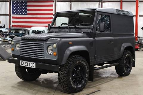 Land Rovers For Sale >> Land Rover Defender For Sale In Lancaster Pa Carsforsale Com