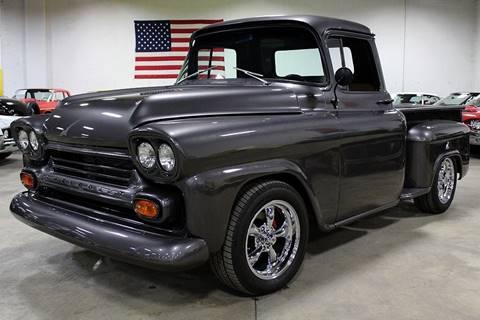 1958 Chevrolet Apache For Sale In Michigan Carsforsale