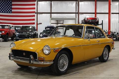 1970 MG B for sale in Grand Rapids, MI