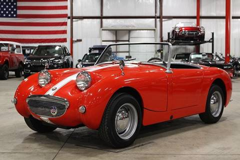 1959 Austin-Healey Sprite MKIII for sale in Grand Rapids, MI