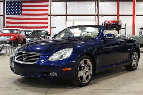 lexus sc 430 for sale in michigan. Black Bedroom Furniture Sets. Home Design Ideas