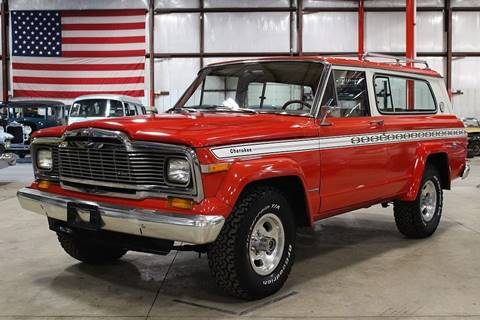 Used 1979 Jeep Cherokee For Sale In Arkansas Carsforsale Com