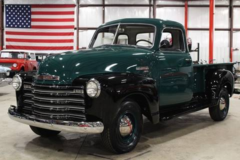 1950 Chevrolet C/K 10 Series for sale in Grand Rapids, MI