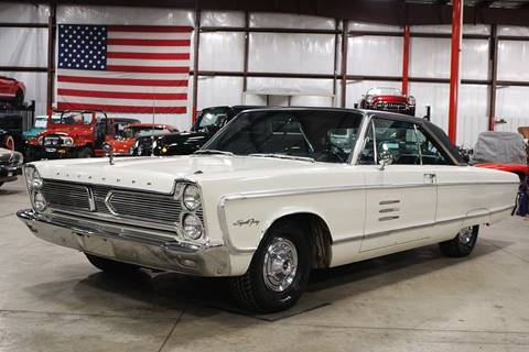 1966 Plymouth Fury For Sale In Grand Rapids MI