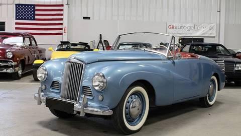 1953 Sunbeam Alpine for sale in Grand Rapids, MI