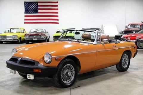 1976 MG B for sale in Grand Rapids, MI