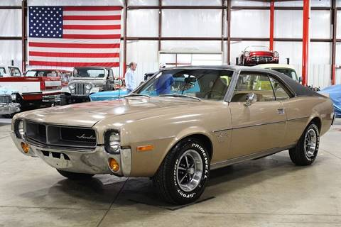 1968 AMC Javelin for sale in Grand Rapids, MI