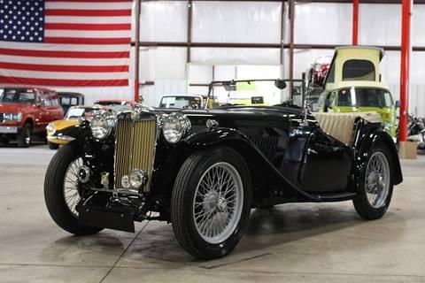 1949 MG TC for sale in Grand Rapids, MI