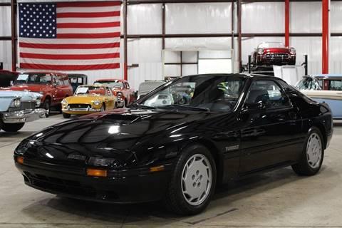 1987 Mazda Rx 7 For Sale In Grand Rapids Mi