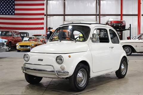 1969 fiat 500 for sale