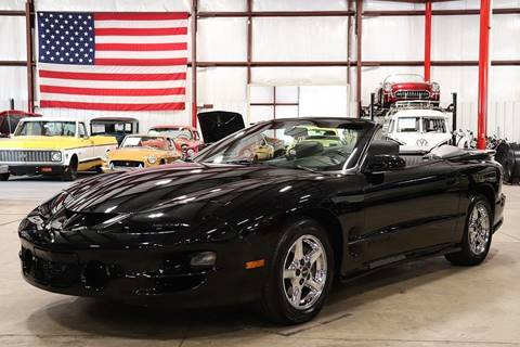 1998 Pontiac Firebird for sale in Grand Rapids, MI