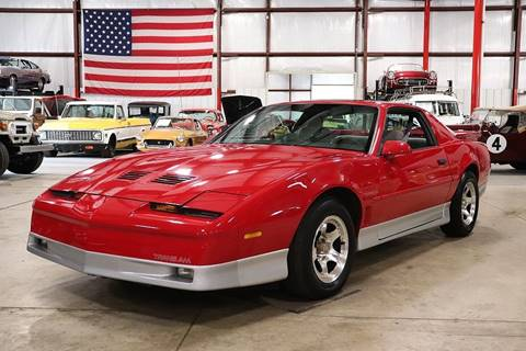 Used 1988 Pontiac Firebird For Sale Carsforsale Com 174
