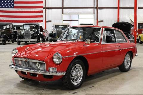 1967 MG B for sale in Grand Rapids, MI