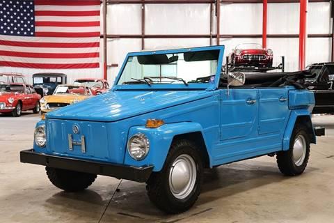 Volkswagen Thing For Sale >> 1973 Volkswagen Thing For Sale In Grand Rapids Mi