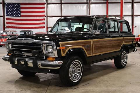 1989 Jeep Grand Wagoneer for sale in Grand Rapids, MI
