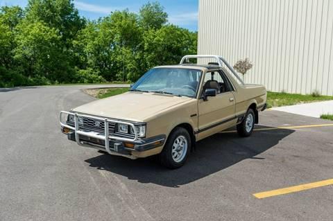 Used Subaru Brat For Sale In Washington Carsforsale Com