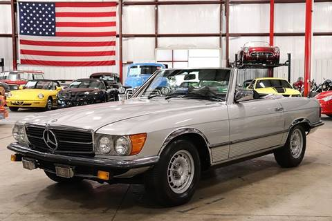1976 Mercedes Benz 280 Class For Sale In Grand Rapids, MI