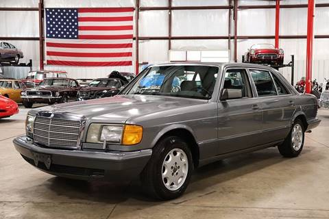 Used Mercedes Benz 420 Class For Sale Carsforsale Com