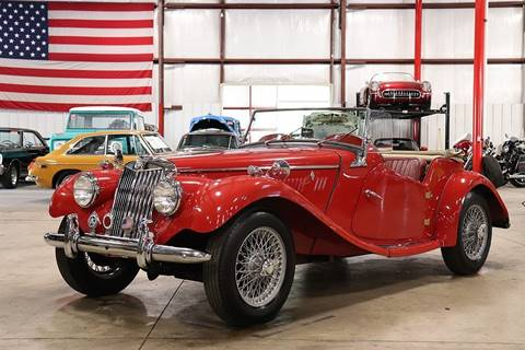 1954 MG TF for sale in Grand Rapids, MI