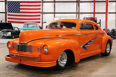 1947 Nash Ambassador for sale in Grand Rapids, MI