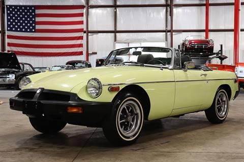 1977 MG B for sale in Grand Rapids, MI