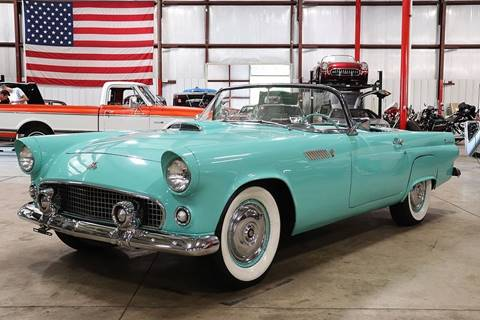 used 1955 ford thunderbird for sale in michigan carsforsale com