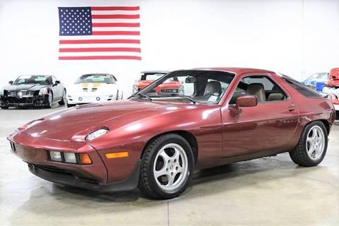 1986 Porsche 928 for sale in Grand Rapids, MI