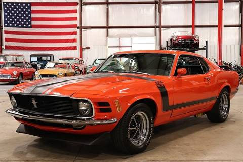 used ford mustang boss 302 for sale in michigan carsforsale com®1970 ford mustang boss 302 for sale in grand rapids, mi