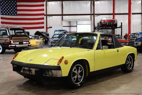1973 Porsche 914 for sale in Grand Rapids, MI