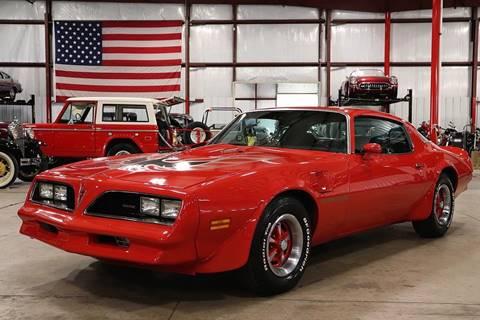 1978 Pontiac Trans Am for sale in Grand Rapids, MI