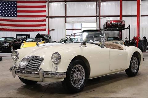 1957 MG MGA for sale in Grand Rapids, MI