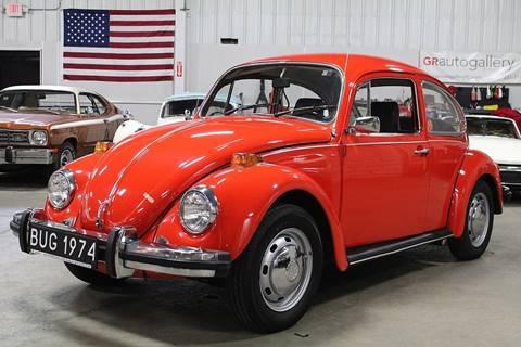 1974 Volkswagen Beetle for sale in Grand Rapids, MI