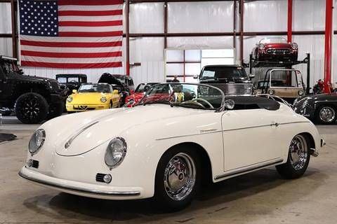 1957 Porsche 356 Speedster for sale in Grand Rapids, MI