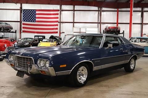 1972 Ford Torino For Sale Carsforsale Com