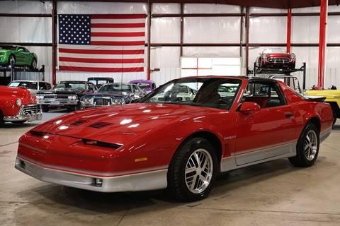1985 Pontiac Firebird for sale in Grand Rapids, MI