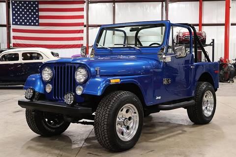 1978 Jeep CJ-7 for sale in Grand Rapids, MI