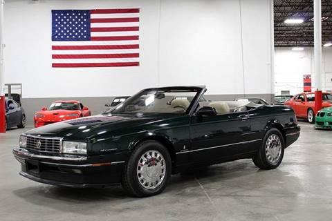 1993 Cadillac Allante for sale in Grand Rapids, MI