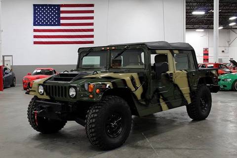 2000 AM General Hummer for sale in Grand Rapids, MI