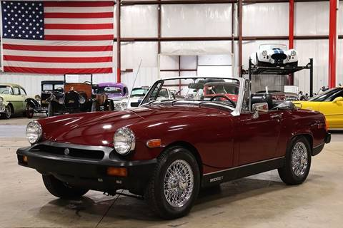 1975 MG Midget for sale in Grand Rapids, MI