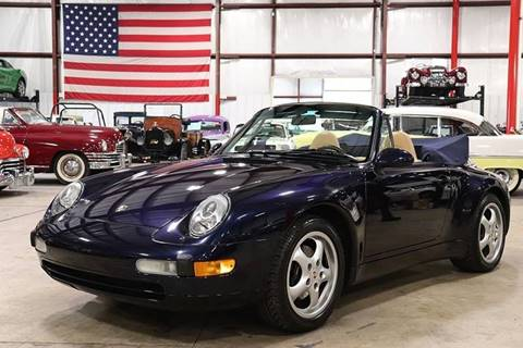 1996 Porsche 911 for sale in Grand Rapids, MI