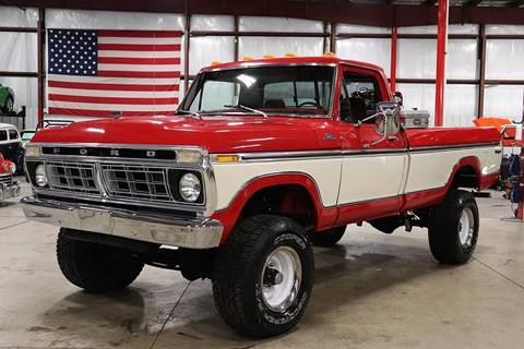 1976 Ford F 250 For Sale In Bow Nh Carsforsale Com